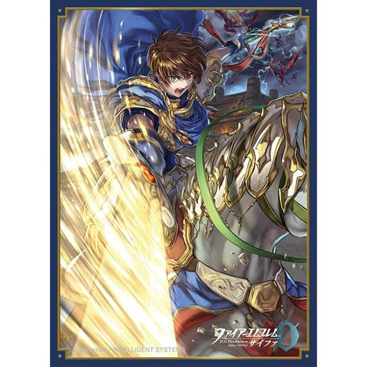 Fire Emblem Cipher Matte Card Sleeve - Leif No. FE78