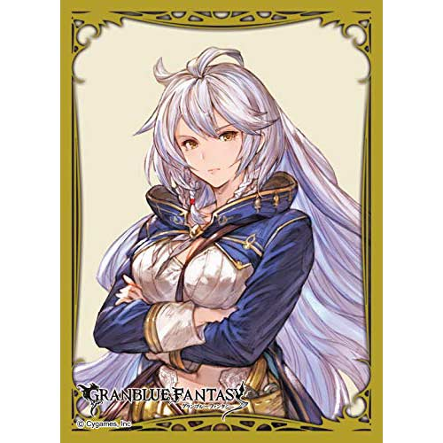 Chara Sleeve Collection Matt Series Granblue Fantasy - Silva No. MT591 (3)