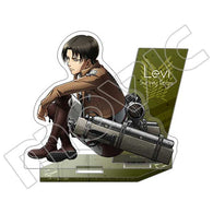 Attack on Titan Acrylic Stand B - Levi