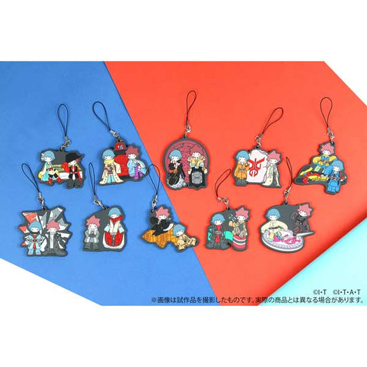 Kamen Rider Rubber Strap Collection Mimi KR A