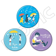 Weathering with You Can Badge set B