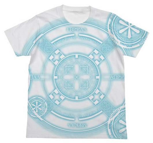 (PO) Brave Witches Witch's Magic Circle T-shirt (White) West Ver. (S) C609098