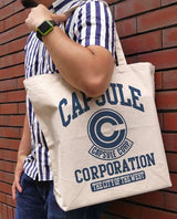 (PO) Dragonball Capsule Crop Tote Bag (9)