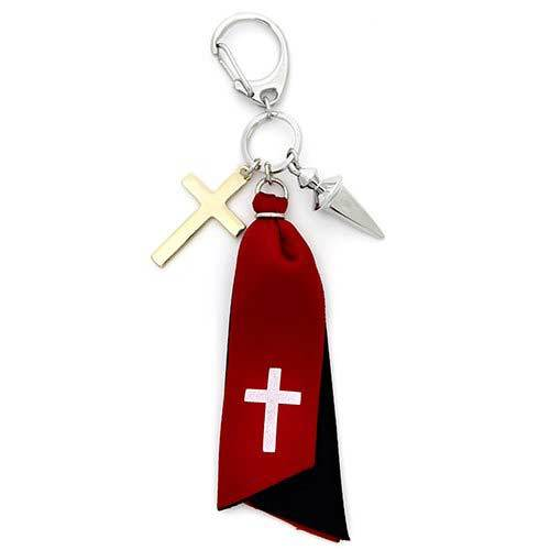 Fate/Apocrypha Shirou Kotomine Image Accessory Key Ring