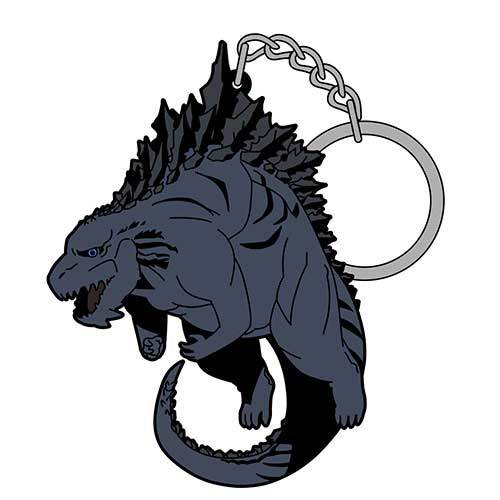 Godzilla Acrylic Tsumamare Key Chain Godzilla Monster Planet Ver.
