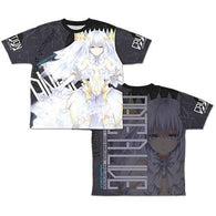 Date A Live Origami Tobiichi Original Double Sided Full Graphic T-shirt
