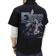 No Game No Life Zero Schwi Full Collar Work Shirt