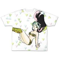 Urusei Yatsura Lum Double Sided Full Graphic T-shirt
