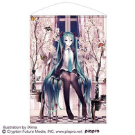 Vocaloid Hatsune Miku Cherry Blossoms Tapestry