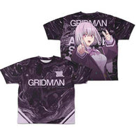 (PO) SSSS.Gridman Akane Shinjo Double Sided Full Graphic T-Shirts (4)