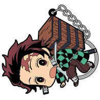 Demon Slayer: Kimetsu no Yaiba Tsumamare Key Chain - Kamado Tanjiro