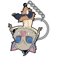 (PO) Demon Slayer: Kimetsu no Yaiba Tsumamare Key Chain - Hashibira Inosuke (11)