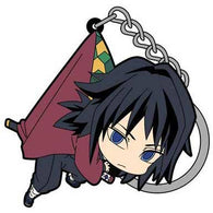 (PO) Demon Slayer: Kimetsu no Yaiba Tsumamare Key Chain - Tomioka Giyuu (11)