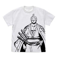 (PO) One Piece Zorojurou T-shirt White (3)