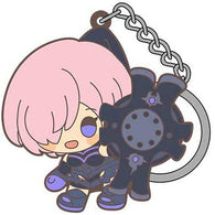 (PO) Fate/Grand Order - Absolute Demonic Battlefront: Babylonia - FGO Babylonia Mash Kyrielight Tsumamare Key Chain (7)