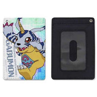 (PO) Digimon Adventure - Gabumon Full Color Pass Case (7)
