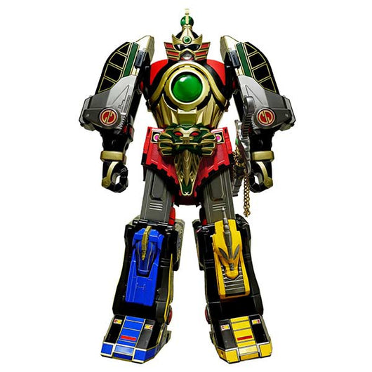 Mighty Morphin Power Rangers - Legacy Thunder Megazord