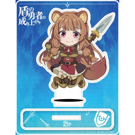 The Rising of the Shield Hero Acrylic Stand - Raphtalia (5)
