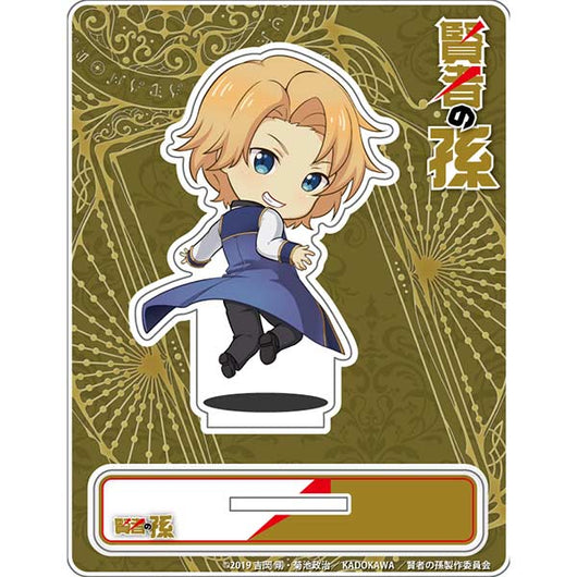 (PO) Kenja no Mago Acrylic Stand - August (7)