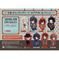 Bungou Stray Dogs Pearl Acrylic Collection