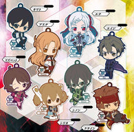 Genco Rubber Strap Collection Sword Art Online -Ordinal Scale-