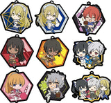 (PO) Genco Ataritsuki Rubber Strap Collection Familia Myth Sword Oratoria (10)