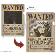 One Piece Wanted Poster Trick File - Trafalgar Law