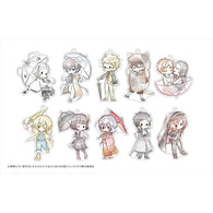 (PO) Bungo Stray Dogs Retro Style Umbrella Charm (7)