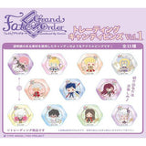 Fate/Grand Order Design produced by Sanrio Trading Candy Pins Vol. 1