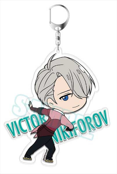 Yuri! on Ice Acrylic Key Chain Vol. 3 - Victor Nikiforov