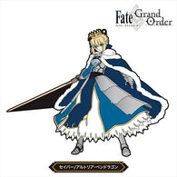 Fate/Grand Order Non Deformed Rubber Strap Vol. 1 - Saber / Altria Pendragon