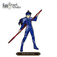 Fate/Grand Order Non Deformed Rubber Strap Vol. 2 - Lancer / Cu Chulainn