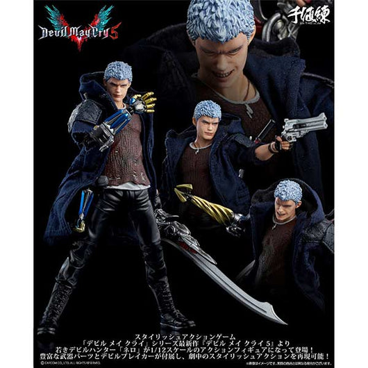(PO) 1/12 Devil May Cry 5 - Nero (12)