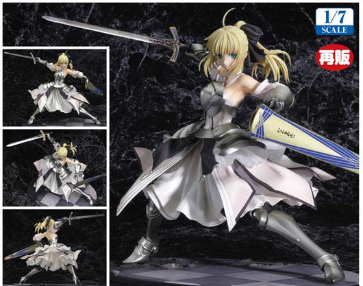 Fate/stay night - Saber Lily -Distant Avalon