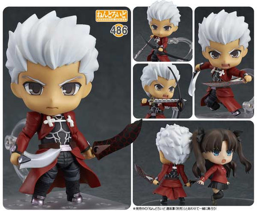 Nendoroid 486 Fate/stay night UBW - Archer Super Movable Edition (Re-issue)