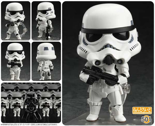 Nendoroid 501 Star Wars Episode 4: A New Hope - Stormtrooper (Re-issue)