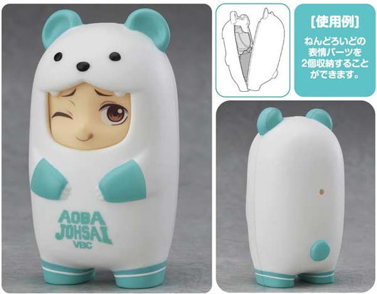 (PO) Nendoroid More Haikyu! Face Parts Case Aobajohsai High School (5)