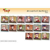 Hetalia Axis Powers - Pukutto Badge Collection Vol. 3