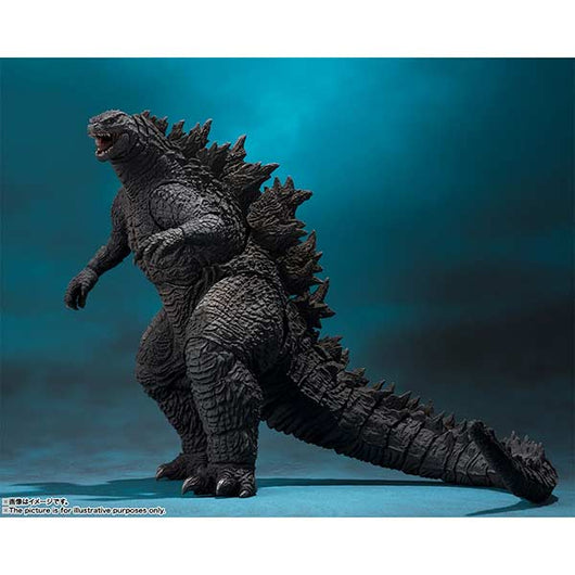 Godzill 2019: (PO) S.H.Monster Arts Godzilla: King Of The Monsters