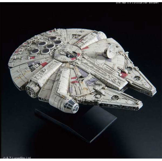 Star Wars Vehicle Model 015 - Millennium (The Empire Strike Back) (1)