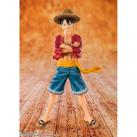 (PO) Figuarts Zero One Piece - Straw Hat Luffy (7)