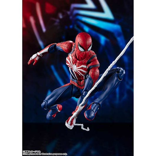 S.H.Figuarts Marvel's Spider-Man - Spider-Man Advanced Suit (9)