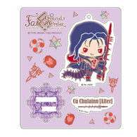 Fate/Grand Order Design produced by Sanrio Stand up! Acrylic Mascot - Cu Chulainn (Alter)