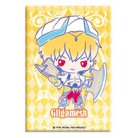Fate/Grand Order Design produced by Sanrio Square Can Badge - Gilgamesh (Caster)