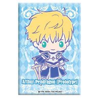 Fate/Grand Order Design produced by Sanrio Square Can Badge - Arthur Pendragon (Prototype)