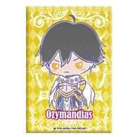 Fate/Grand Order Design produced by Sanrio Square Can Badge - Ozymandias