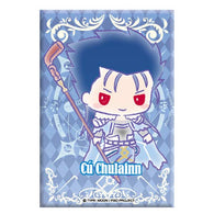 Fate/Grand Order Design produced by Sanrio Square Can Badge - Cu Chulainn (Caster)