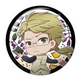 Bungou Stray Dogs TojiColle Can Badge -Hanafuda-