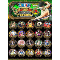 One Piece Ultimate Crew vol.2 Dodeka Can Badge [BOX]
