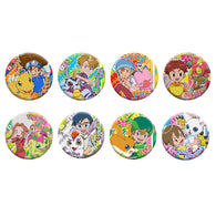 Digimon Adventure: Can Badge [BOX]